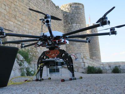 Nueva promoción de piloto de drones el 20 de Febrero