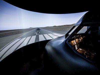 AEROTEC adquirie un simulador nuevo basado en el A320