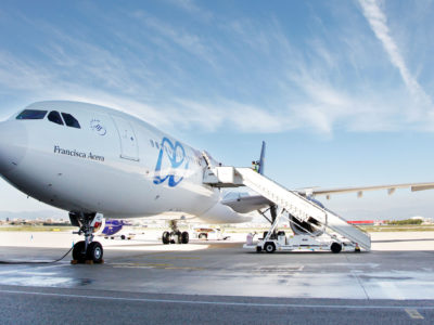 Air Europa realiza una nueva convocatoria para copilotos de B737