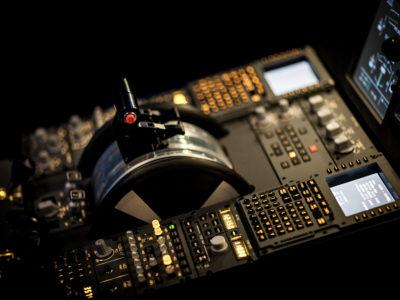 AEROTEC certifica su simulador A320 e inicia cursos PBN