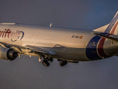 Swiftair realizará sus pruebas de selección de pilotos en AEROTEC