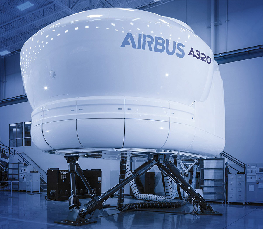 Airbus doubles its pilot training capacity due to high pilot demand