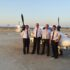 AEROTEC's new aircraft lands safely at Cuatro Vientos airport