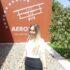 Aeronautic management student complete her internship at Aerotec
